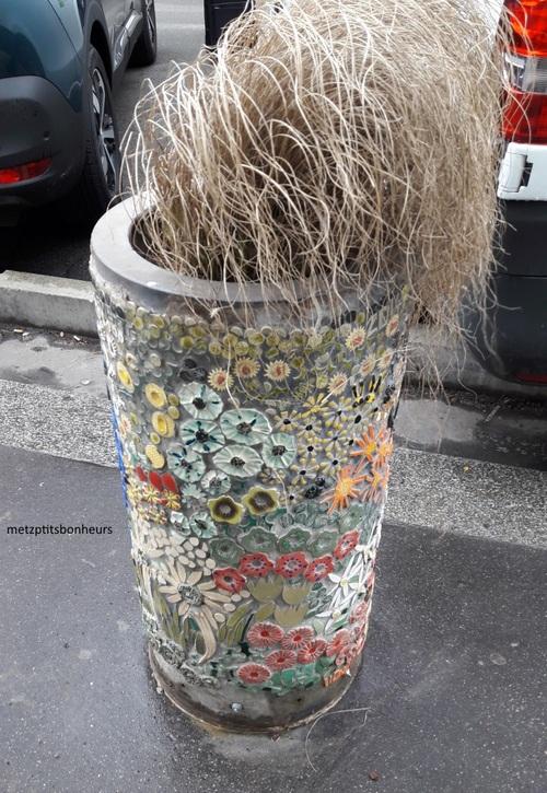 L'art dans la rue....