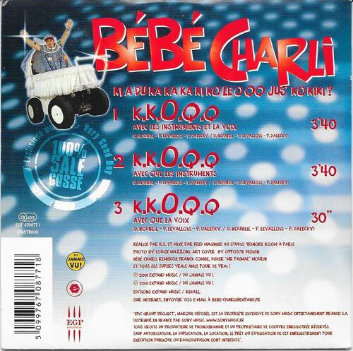Bebe Charli - K K O Q Q (2001) 02