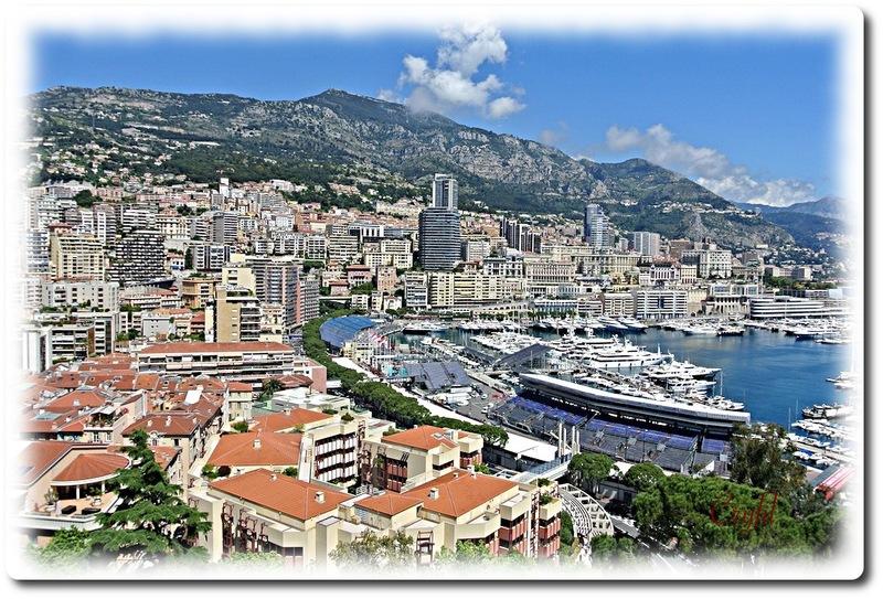 Monaco, continuons la balade