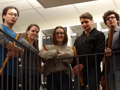 Consort de Flûtes CRR Massenet St-Etienne