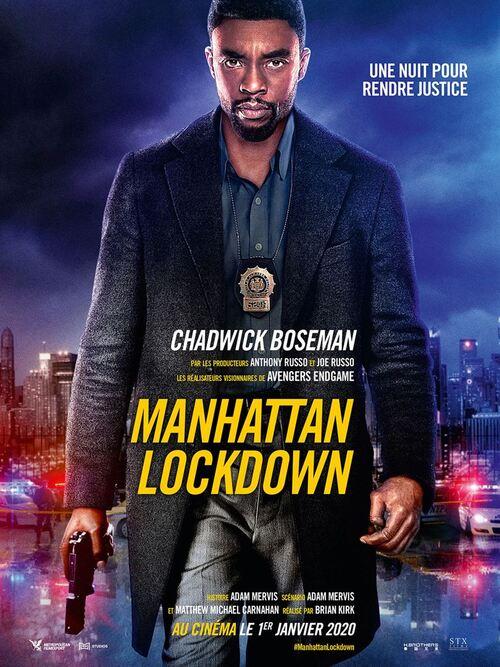 """Bonsoir a l'honneur : """" Manhattan Lockdown """""""