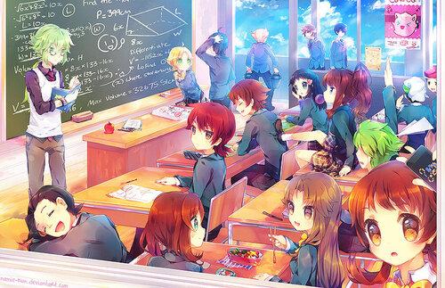 classe manga