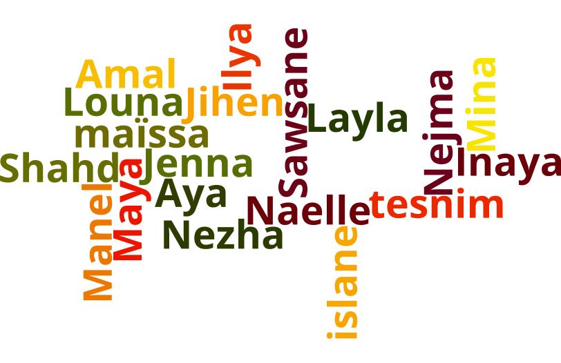 Résultat d'images pour les prénoms