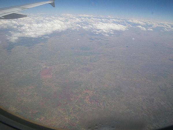 Vol Boa Vista-Paris au dessus le Maroc1