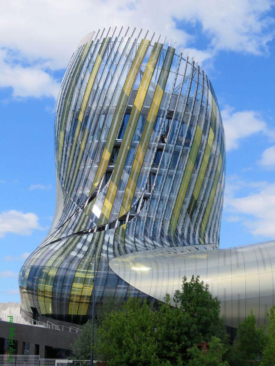 la fête du vin à Bordeaux