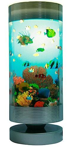 Lampe aquarium - www.touslescadeaux.com