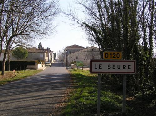 Charente-Maritime - Le Seure