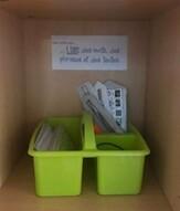 Les coins de la classe - Des outils d'aide pour une plus grand autonomie des élèves