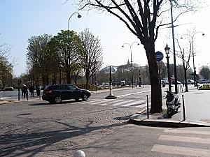 Rond-Point des Champs Elysées