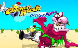 Chicken Rush – Deluxe disponible sur PC
