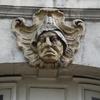 Nantes célèbre mascaron triste