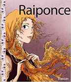 image couverture Raiponce
