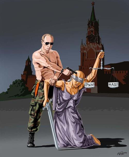 Gunduz Aghayev et ses illustrations caricaturales