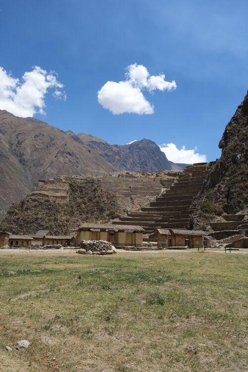 20 au 23 septembre - Le Machu Picchu...