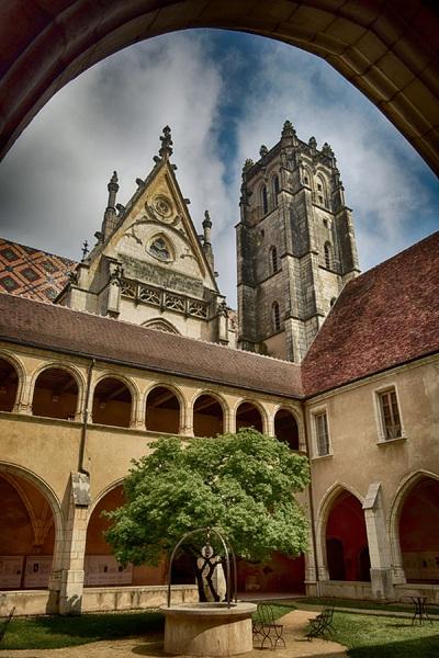 2016.05.02 Monastère de Brou, Châtillon sur Chalaronnes (2)