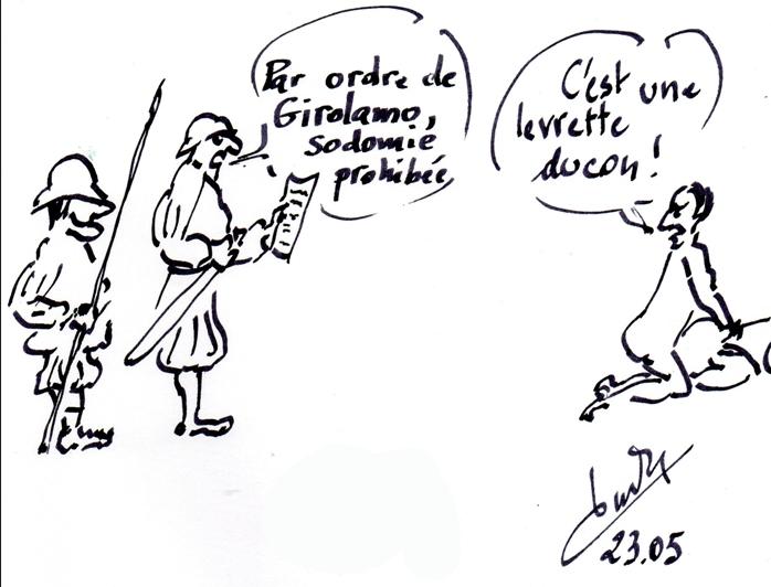 Saint Savonarole