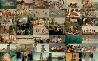 Poletje v školjki / A Summer in a sea-shell. 1985.