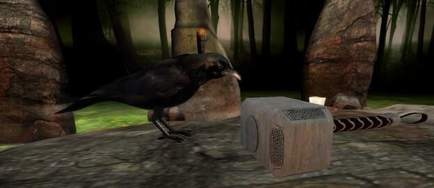 Menhirs au Corbeau