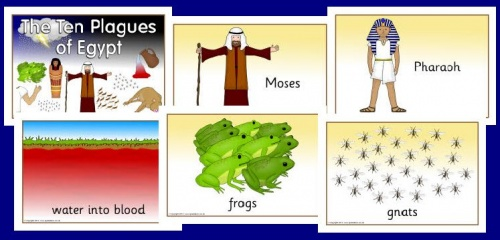 Flashcards histoires bibliques AT