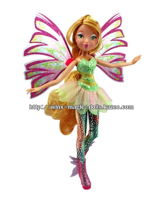 Flora My sirenix magic
