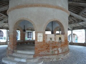Auvillar - Les Halles