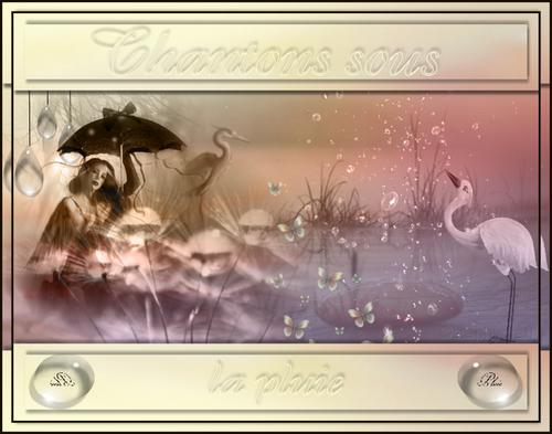 concour chantons sous la pluie