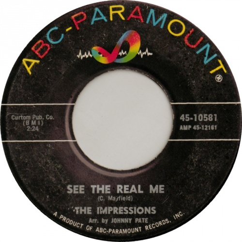 1964 : Single SP ABC Paramount Records 10581 [ US ]