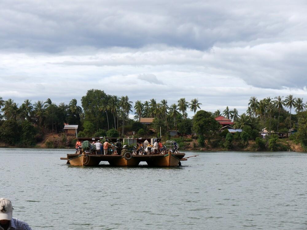 Village de Koh Piek - Cambodge (fin)