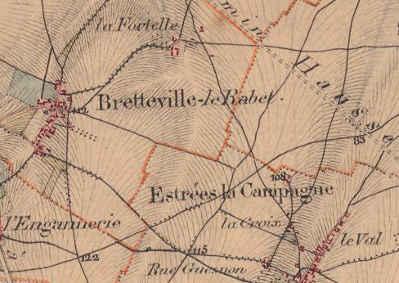 Domaine du Temple à Bretteville-le-Rabet