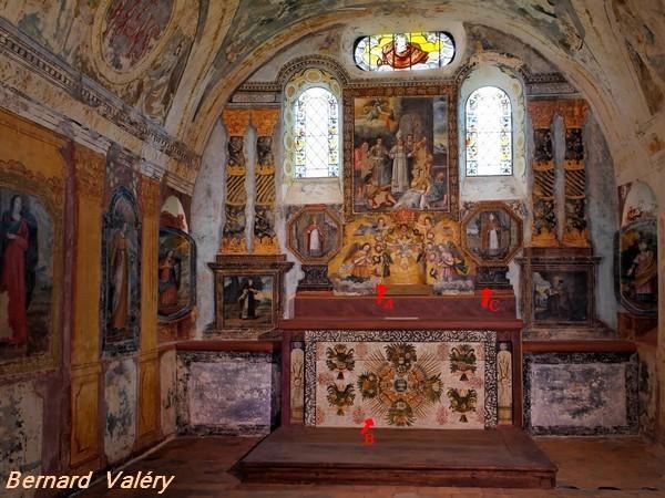 Chapelle de Courcelles - Loiret (45) - Région Centre