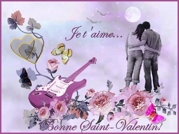 5 gifs et images de St-Valentin