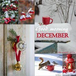 Welcome December !