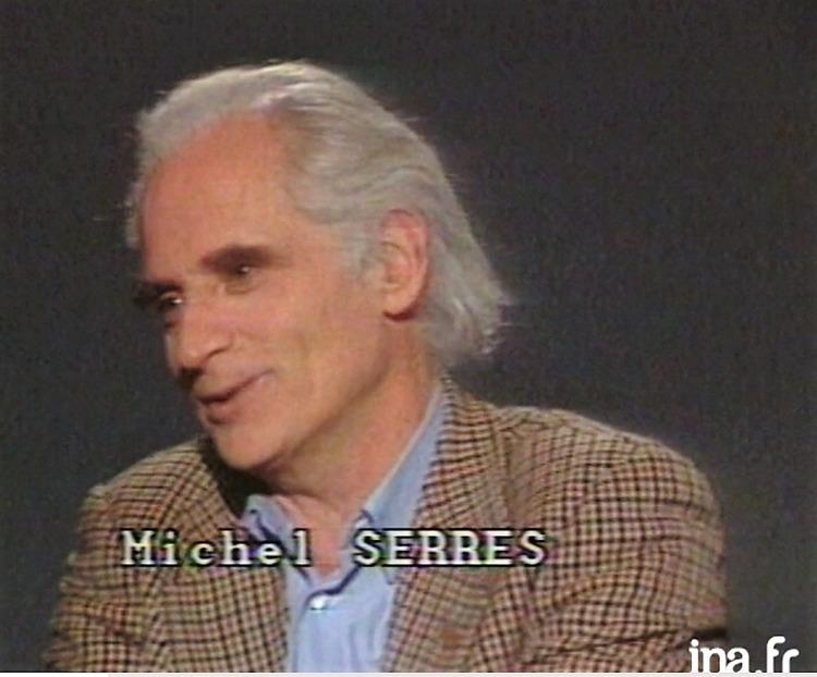 Michel Serres (1er septembre 1930-1er juin 2019).