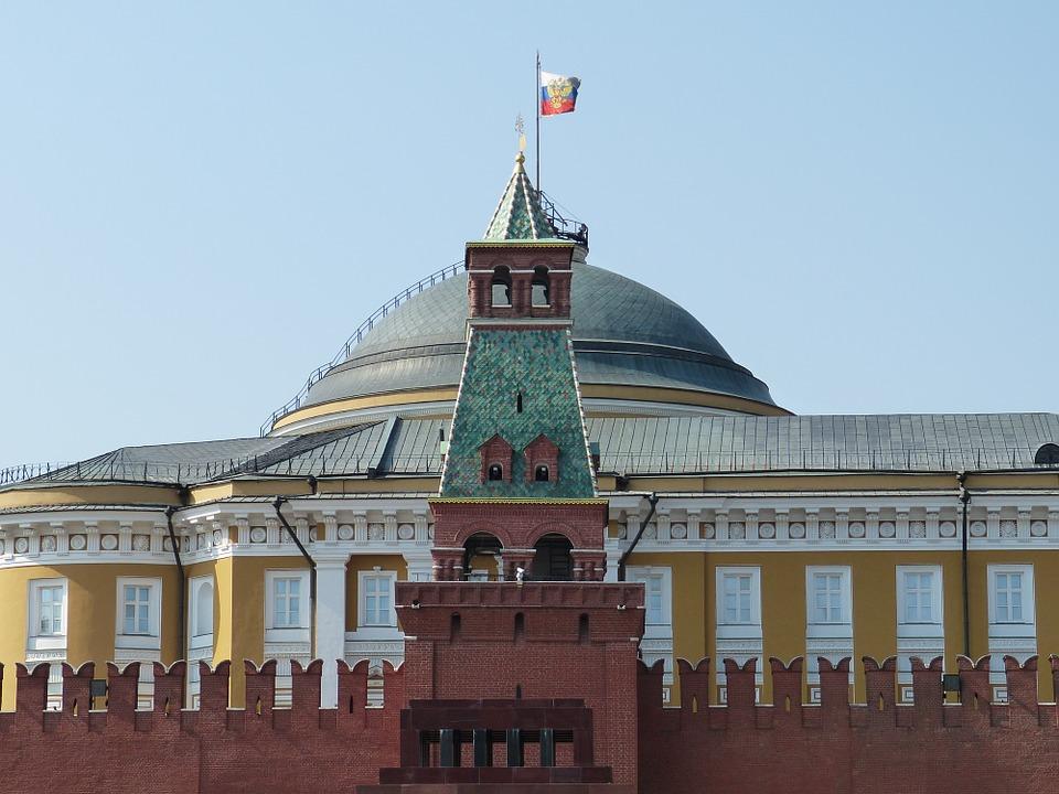 La Place Rouge, Russie, Moscou, Capital, Historiquement
