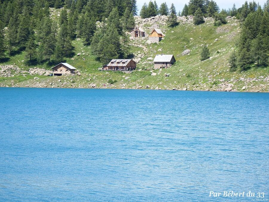 le lac d'Allos dept 04 (3)