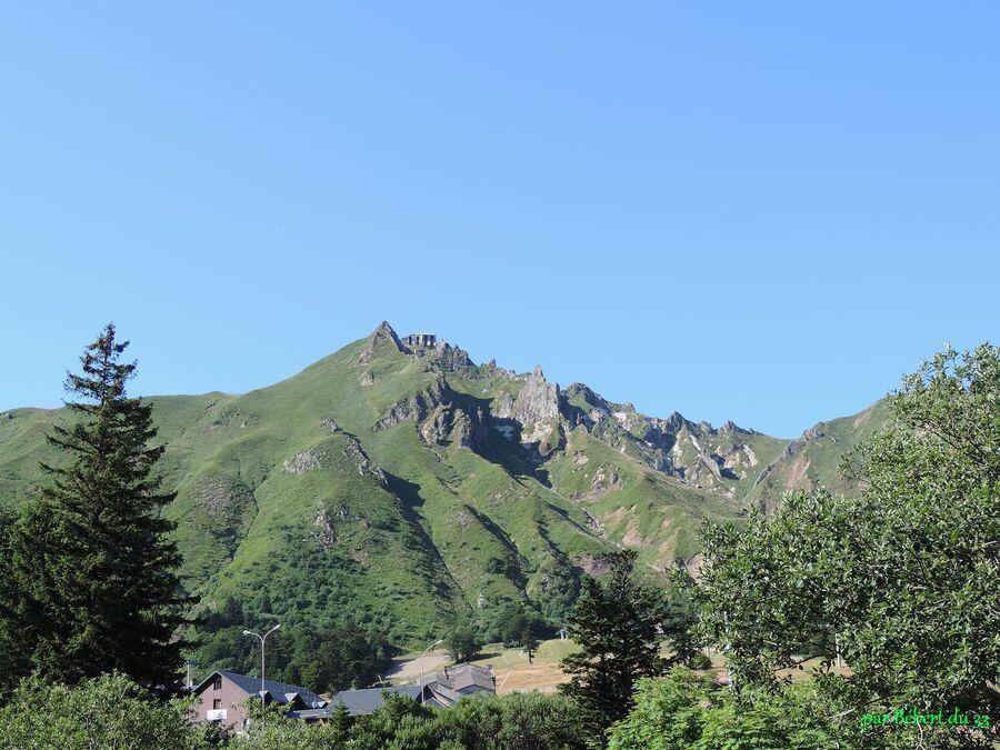 le Puy de Sancy en Auvergne