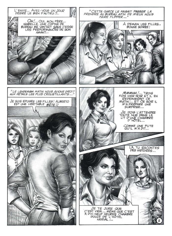 Aline et les 7 péchés capitaux