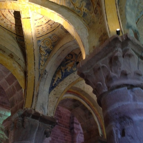 Petite église Romane de Perse