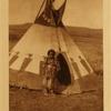 30A child\'s lodge (Piegan)