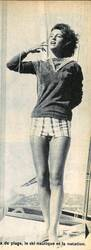 Avril 1964 : La marinière tricolore