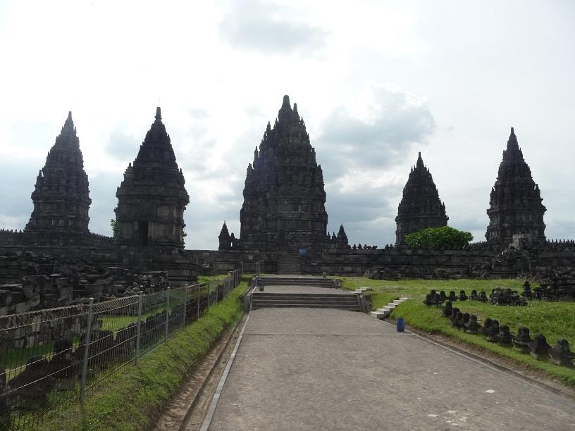 Clément en Indonésie
