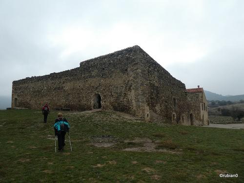 Le prieuré de Marcevol
