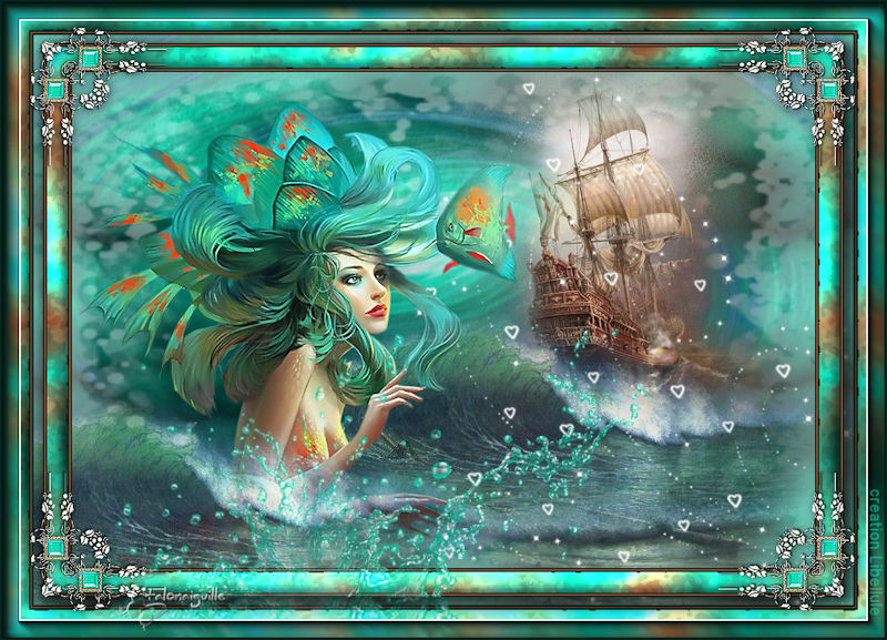 *** Daughter of the sea ***