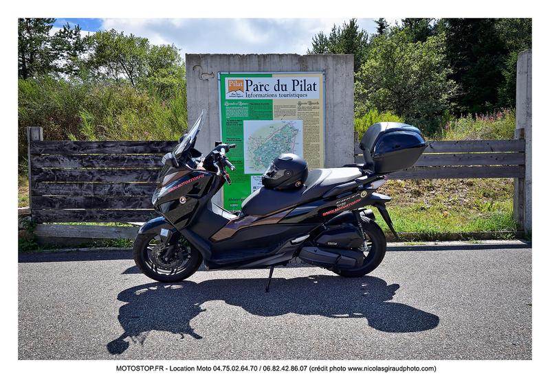 Itinéraire d'un Scootard!