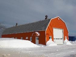 La ferme Québecoise/Américaine