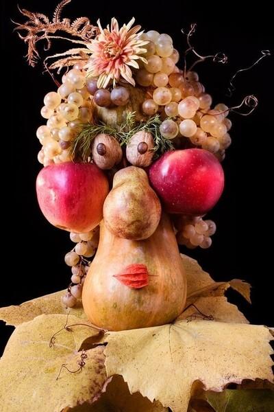 Vendredi senryû, haïku, fruits d'automne2...