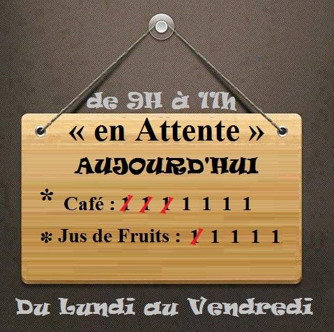 Le Café « en Attente »