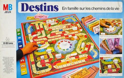 Destins 1979