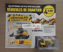 vehicules chantier