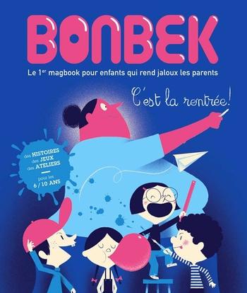 Bonbek volume 8 C'est la rentrée